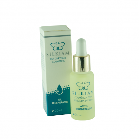 Aceite regenerador: fuente de energía para su piel 30 ml