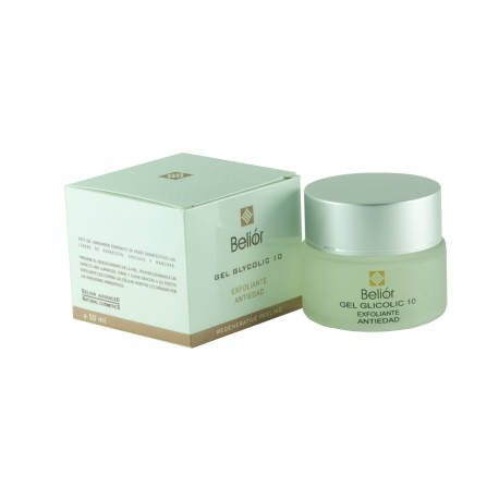 Gel exfoliante antiedad (Gel Glicolic anti-edad 10%)