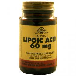 ACIDO A.LIPOICO 60mg 30cap SOLGA