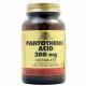 ACIDO PANTOTENICO 100COMP 200 SOLGAR