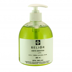 Aceite Aromático de algas (fucus vesiculosus) 500 ml.