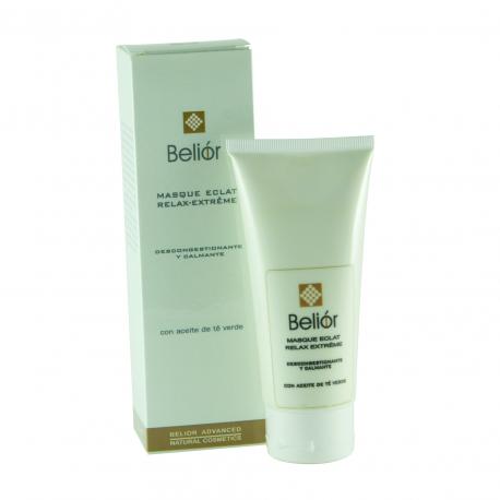 Mascarilla descongestionante y calmante para todo tipo de piel (Masque Eclat Relax)