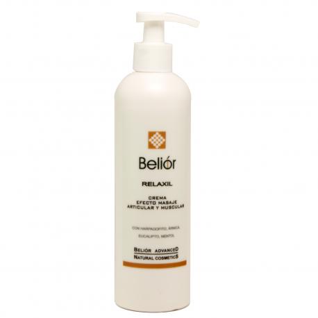 Relaxil crema efecto masaje articular y muscular 250ml