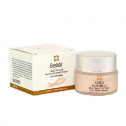 Crema nutritiva con efecto reparador (Nutrilia multiprotection con ADN vegetal)